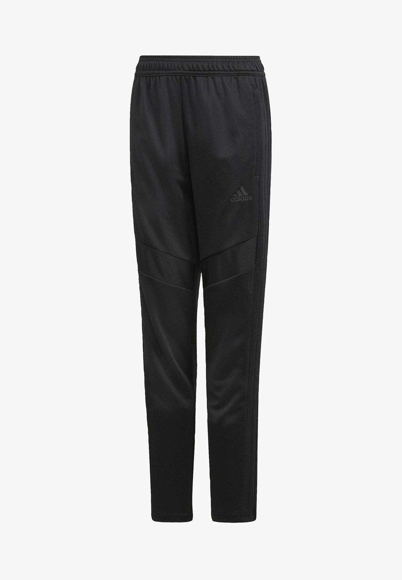 adidas Performance - TIRO 19 AEROREADY PANTS - Tracksuit bottoms - Black