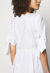 Pinko - ASSOLTO ABITO PESANTE - Day dress - white - 5