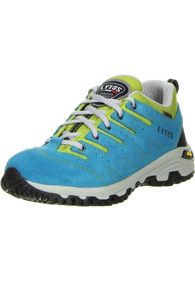 Hiking shoes - grün/türkis