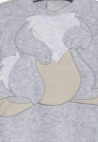 OVS - BABY SET ROMPER HAT - Sleep suit - glacier gray - 2