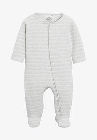 Next - Sleep suit - grey - 0