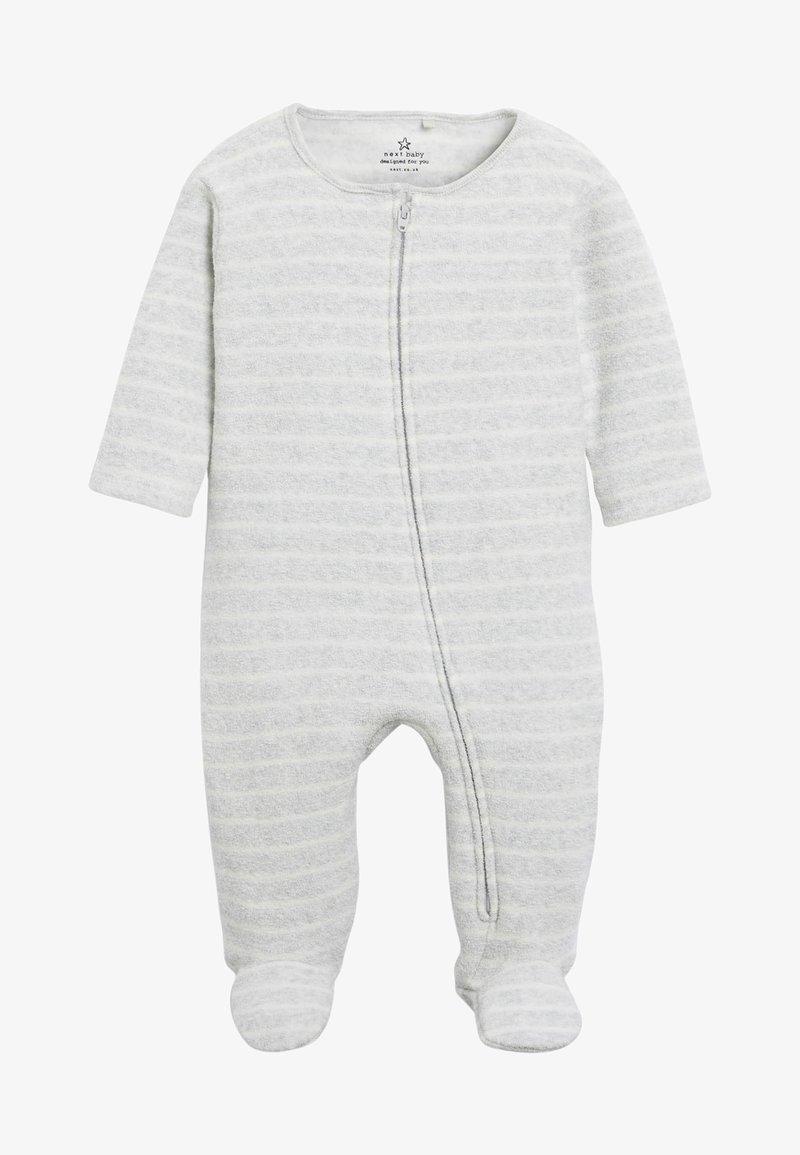 Next - Sleep suit - grey