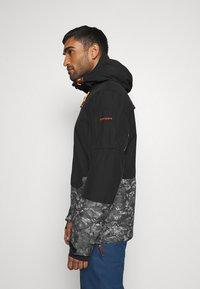 Icepeak - CARNAC - Ski jacket - black - 4