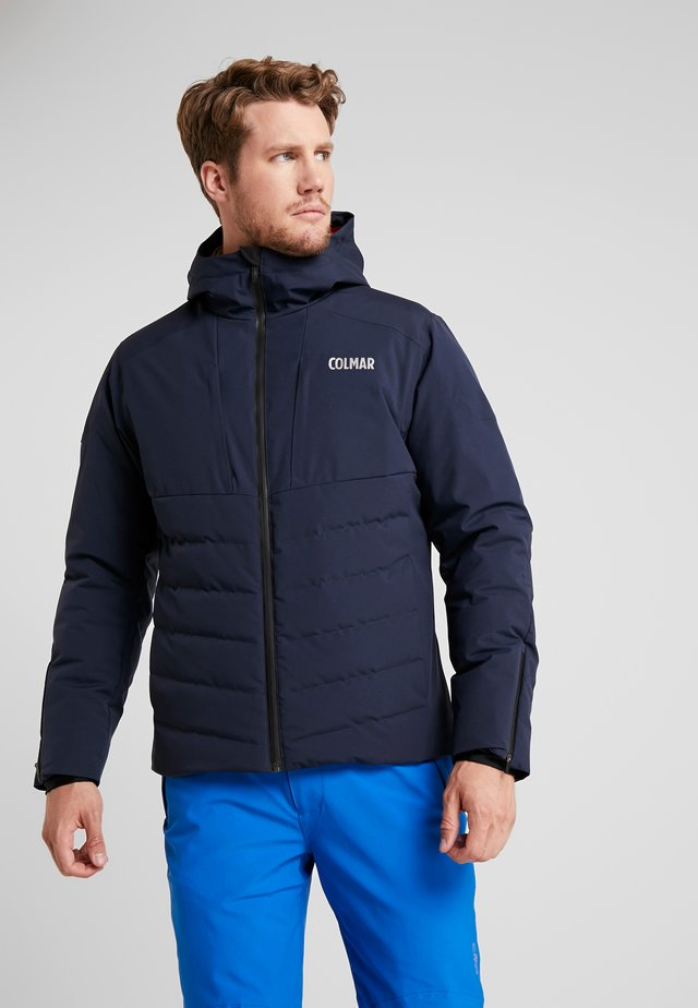 Ski jacket - blue black