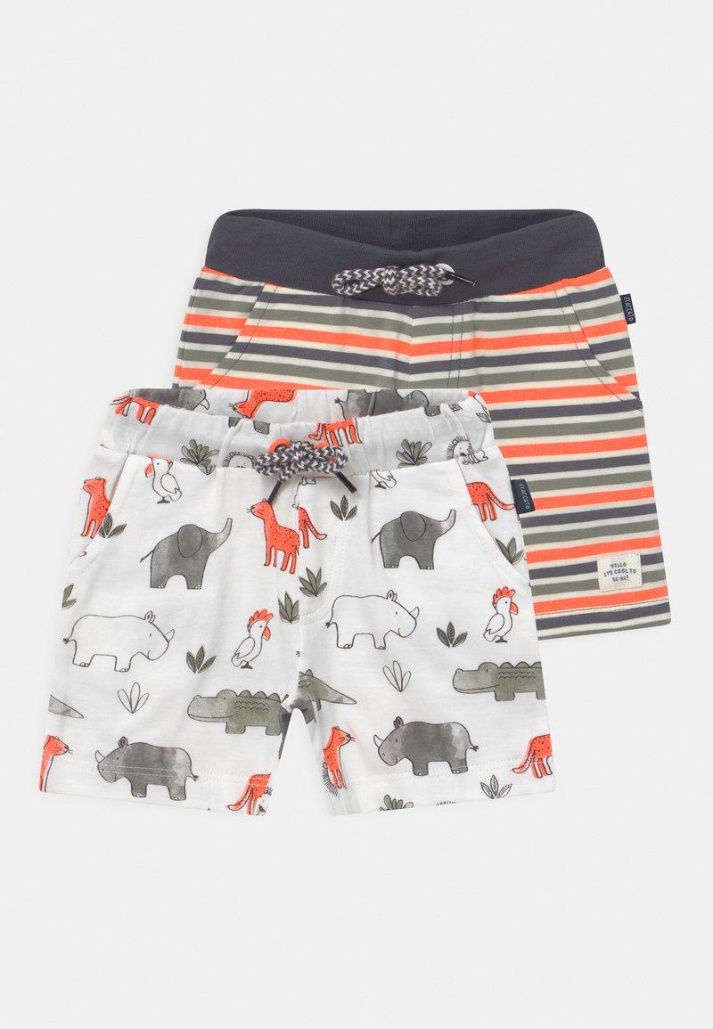 Staccato - 2 PACK  - Shorts - multi-coloured/orange