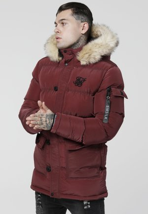 PUFF - Winterjas - burgundy
