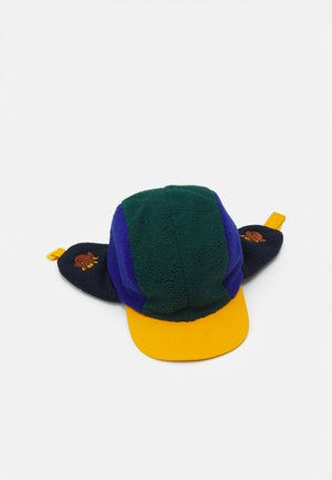 COLOR BLOCK CHAPKA - Beanie - navy