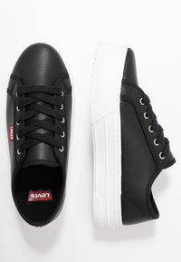Levi's® - TIJUANA - Sneakers - brilliant black - 3