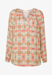 Cartoon - Blouse - taupe/apricot - 4