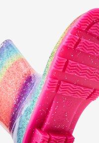 Next - RAINBOW GLITTER - Wellies - multi-coloured - 4