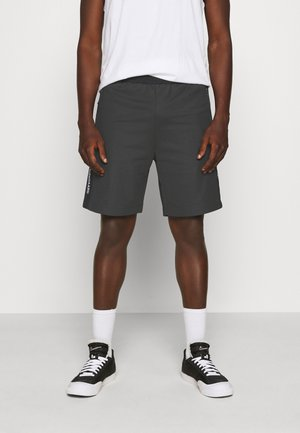 TECH TAPE PANS - Shorts - black/grey