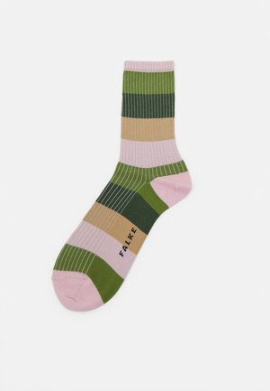 BLOCKY STRIPE - Socks - parfait