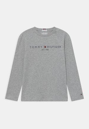 ESSENTIAL TEE UNISEX - Longsleeve - light grey heather