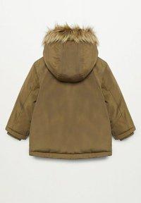Mango - JORDAN - Zimní kabát - khaki - 1