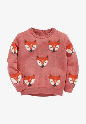 POM POM FOX  - Jumper - pink
