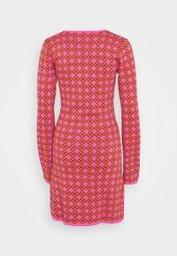 Never Fully Dressed Tall - MOSAIC DRESS - Jumper dress - pink - 1