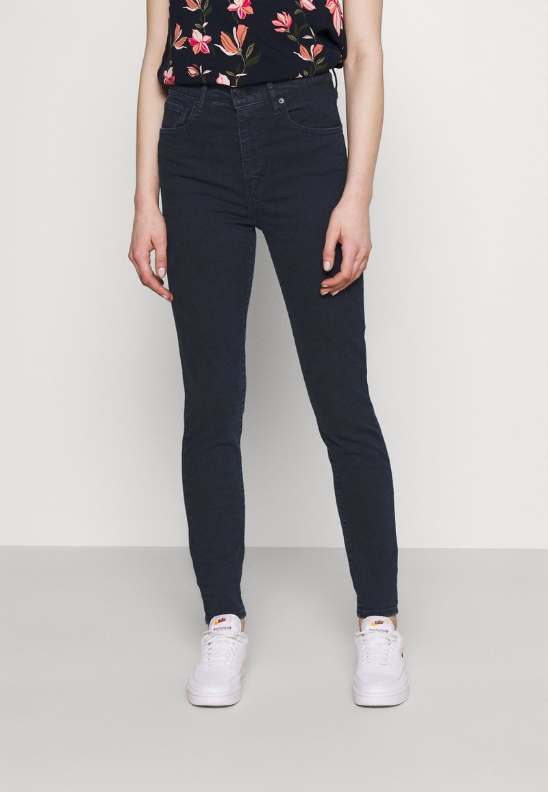 Levi's® - MILE HIGH SUPER SKINNY - Jeans Skinny - bruised heart