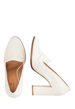 DREIMASTER - Classic heels - stein