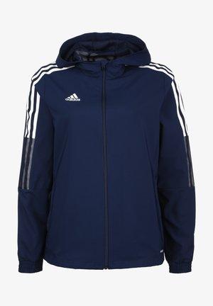 TIRO 21 - Training jacket - team navy blue