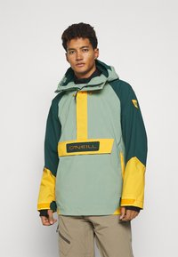 O'Neill - ORIGINAL ANORAK - Hardshell jacket - light green - 0