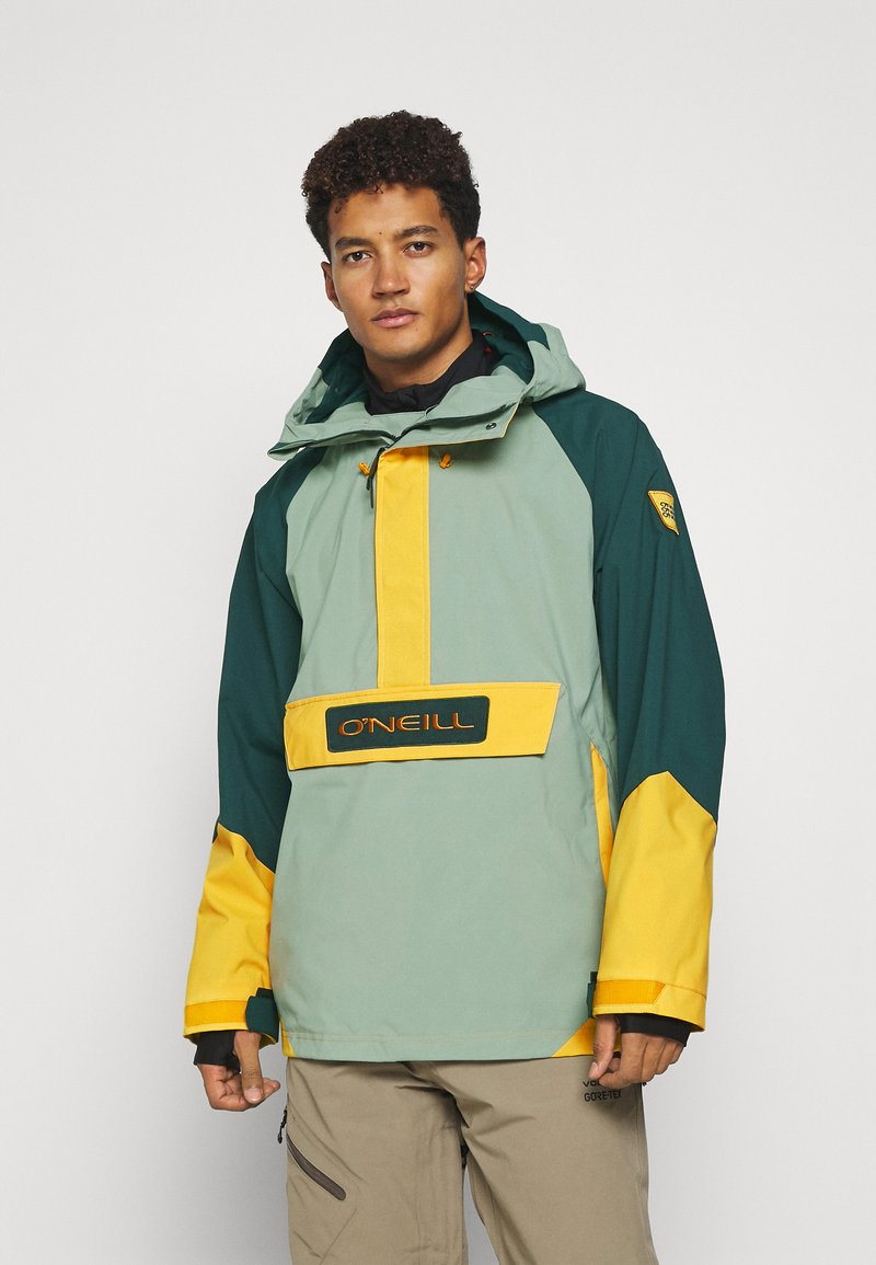 O'Neill - ORIGINAL ANORAK - Hardshell jacket - light green