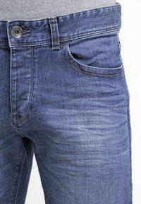 Benetton - Jeans slim fit - blue denim - 4