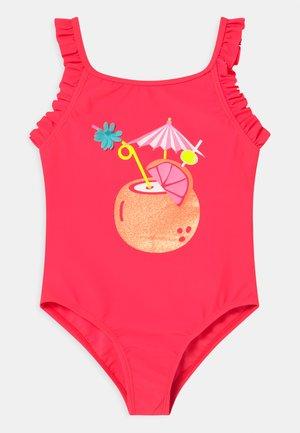 Swimsuit - fuschia