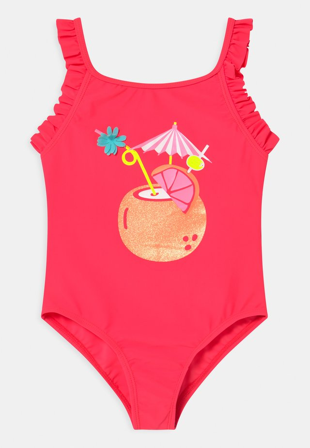 Swimsuit - fuschia