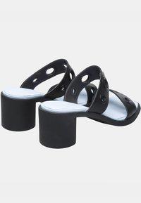 Camper - MEDA - Sandaalit nilkkaremmillä - schwarz - 3
