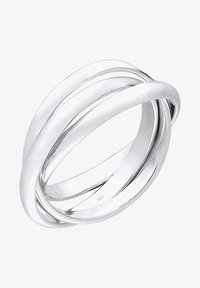 Elli - TRIO BASIC - Ring - silberfarben - 1