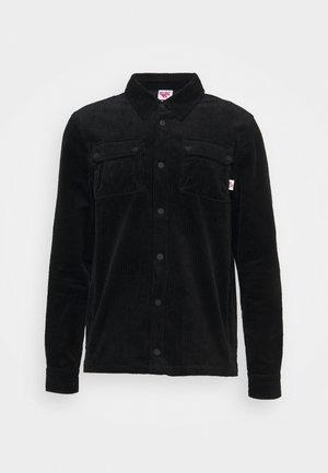 SPIKE - Shirt - jet black