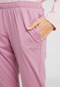 Triumph - SET - Pyjama set - purple - 5