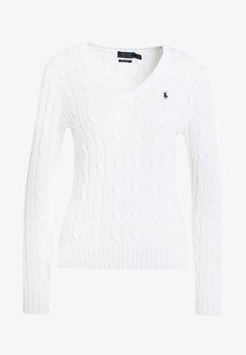 CLASSIC - Jumper - white