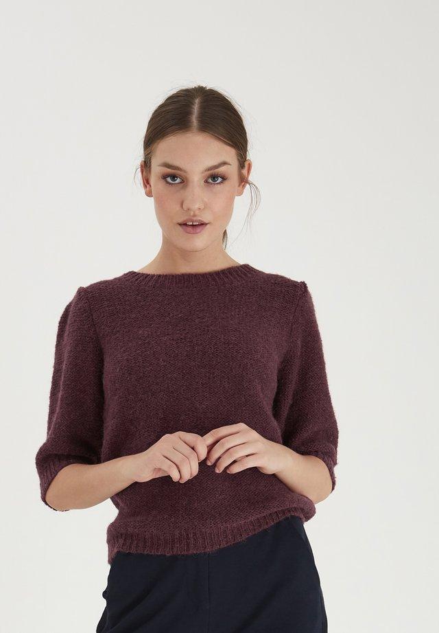 IHOLTA  - T-shirt imprimé - crushed violets