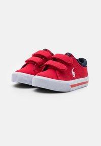 Polo Ralph Lauren - ELMWOOD UNISEX - Tenisky - red/white - 1