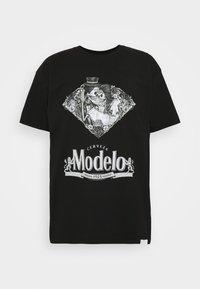 Diamond Supply Co. - DIA DE LOS MUERTOS TEE - Print T-shirt - black - 4