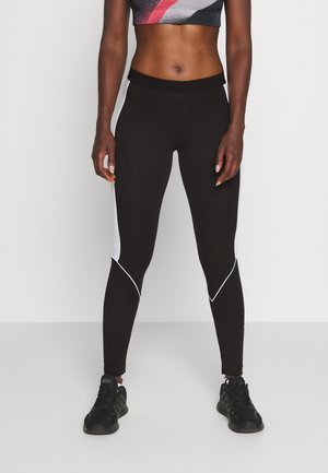 LEGGINGS LEGACY - Collant - black/white