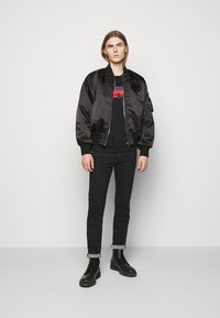 rag & bone - FIT  - Džíny Slim Fit - black - 1