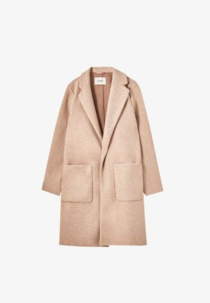 Classic coat - rose gold