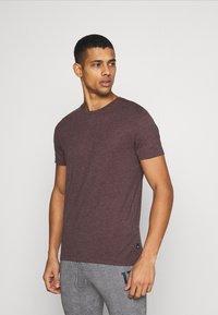 Burton Menswear London - TEE 3 PACK - Camiseta básica - navy - 4