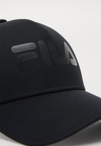 Fila - TRUCKER WITH LENIAR LOGO - Kšiltovka - black - 3