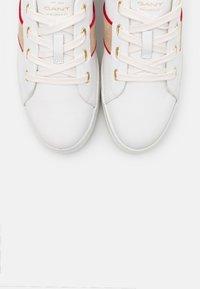 GANT - AVONA - Trainers - bright white - 4