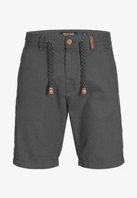 INDICODE JEANS - Shorts - iron - 4