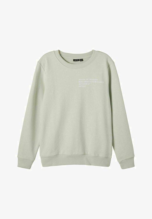 Sweatshirt - mercury