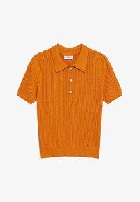 Mango - TELLON - Polo shirt - oranje - 5
