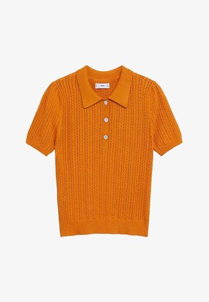 TELLON - Polo shirt - oranje