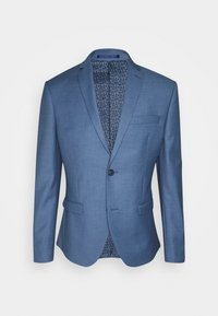 Isaac Dewhirst - THE FASHION SUIT NOTCH - Puku - blue - 16