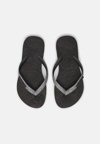 Havaianas - Pool shoes - black/dark grey - 3