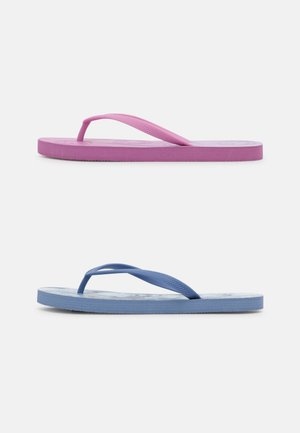 RUBI 2 PACK  - Infradito da bagno - pink/light blue
