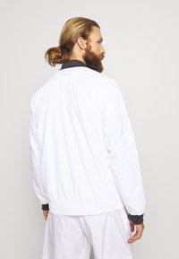 Diadora - JACKET COURT - Training jacket - optical white - 2